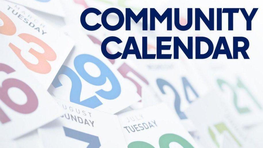 community-calendar-oct.-9