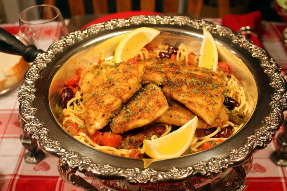 fleur-de-lolly:-flounder-milanese-a-quick,-elegant-meal