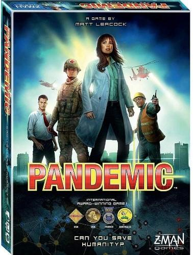 board-game-review:-'pandemic,'-a-board-game-you-won't-soon-forget