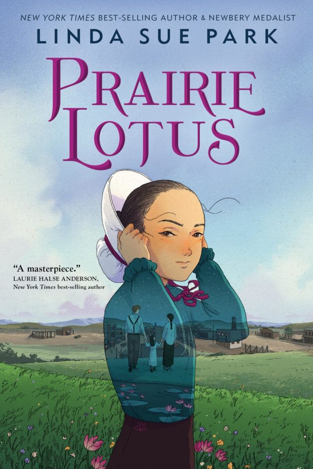 book-review:-'prairie-lotus'-reimagines-'little-house'-world-through-eyes-of-a-chinese-girl