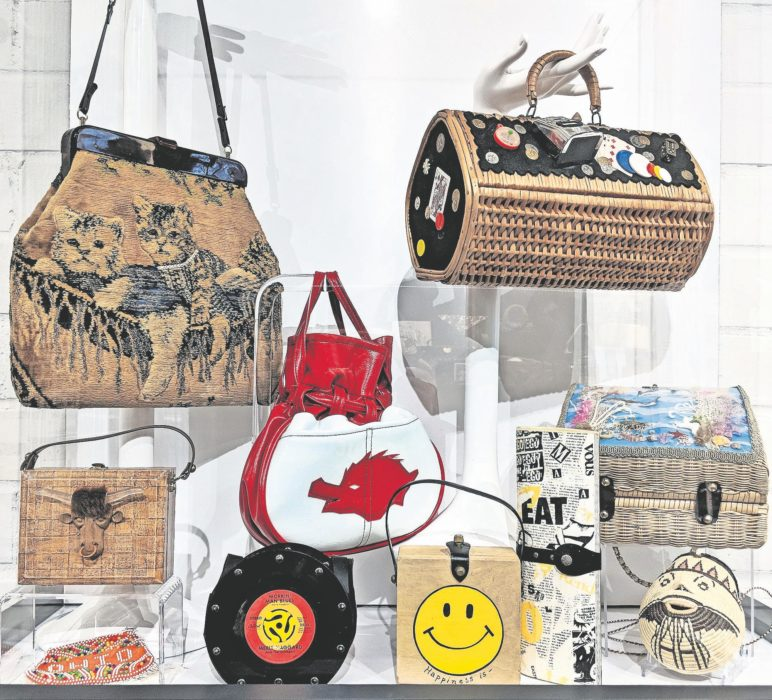 in-the-bag:-little-rock-purse-museum-a-quirky-destination