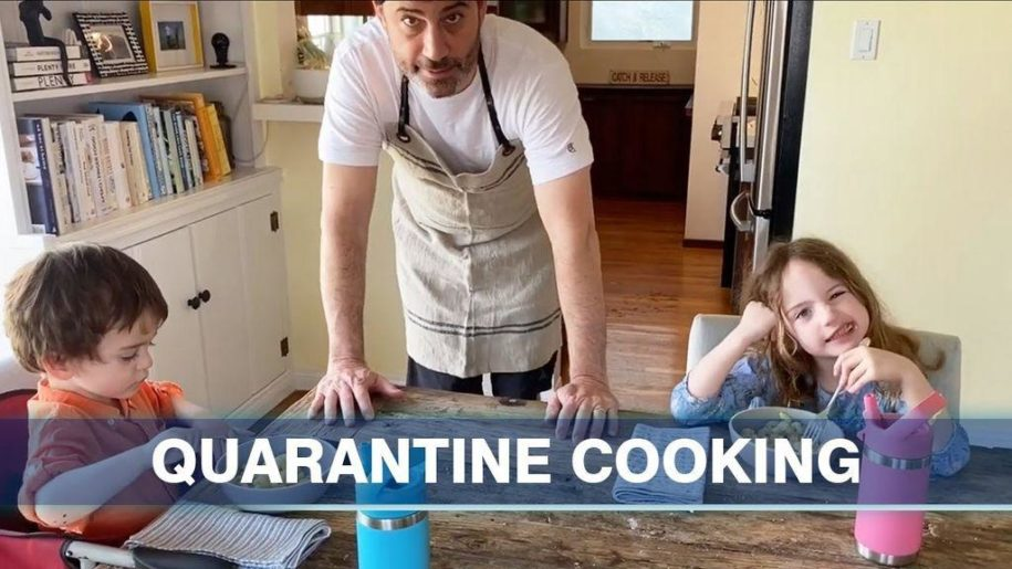 jimmy-kimmel-shares-recipe-for-'pasta-tina,'-the-made-up-meal-his-kids-can't-get-enough-of