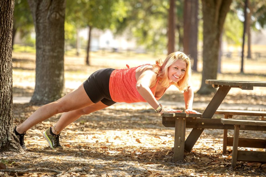 today's-workout-column:-elevated-push-up-targets-several-areas