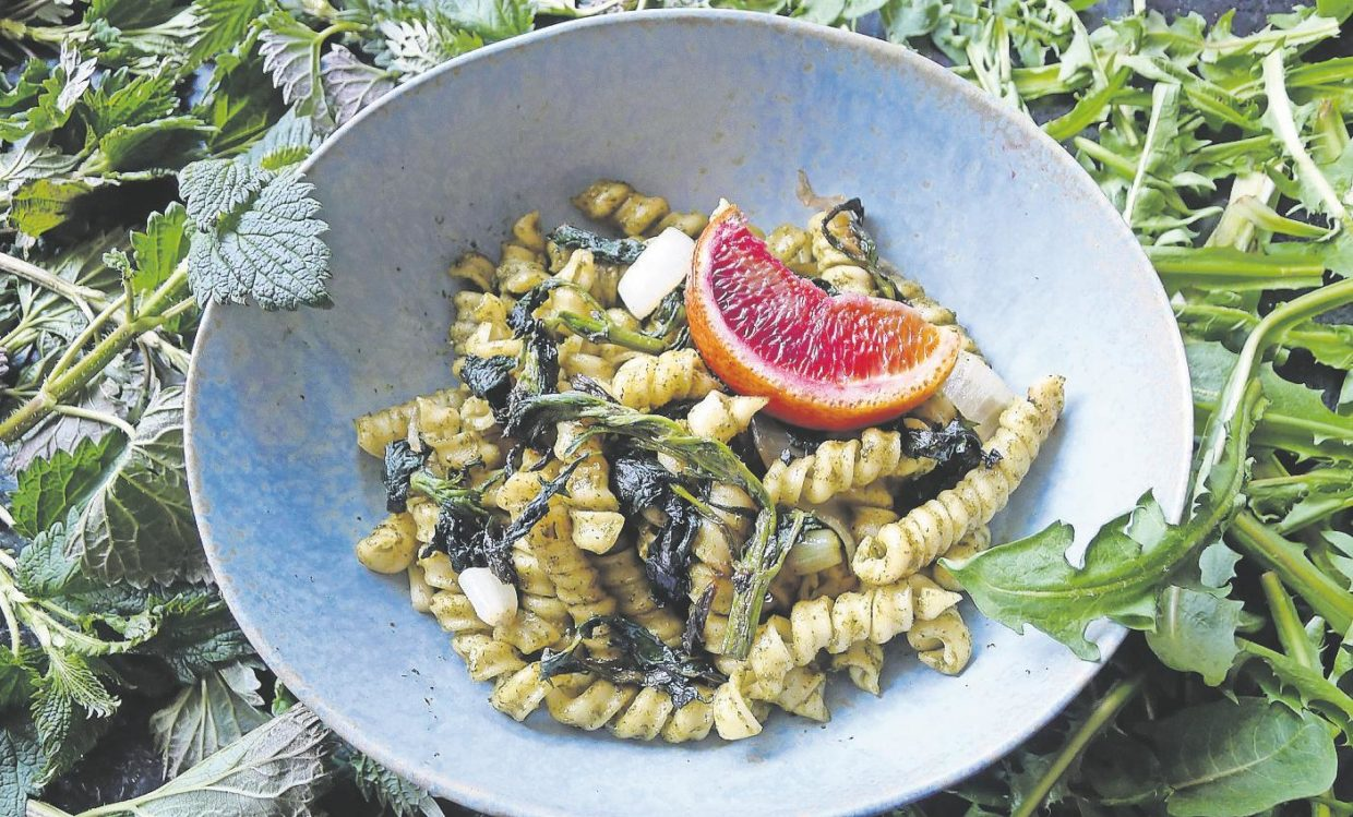 spring-tonic:-getting-back-to-nature-and-back-to-eating-greens