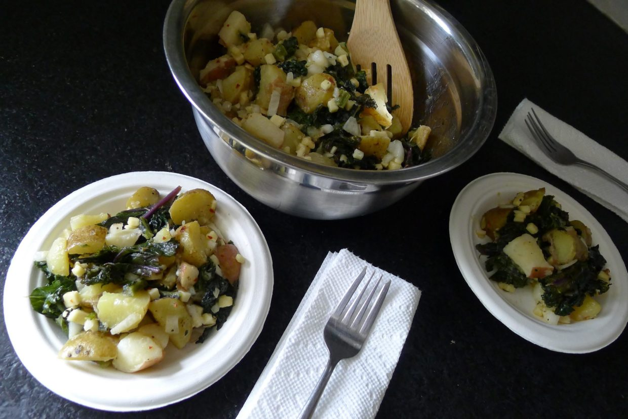 kale-potato-salad:-a-side-dish-that-doesn't-need-a-main-event