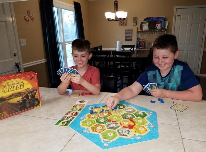 board-game-review:-'settlers-of-catan'-harkens-back-to-early-times
