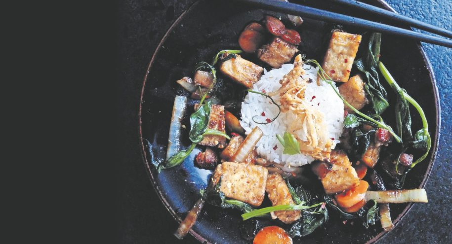 no-foolin':-tofu-can-be-tasty,-crunchy,-cooked-with-meat-and-more