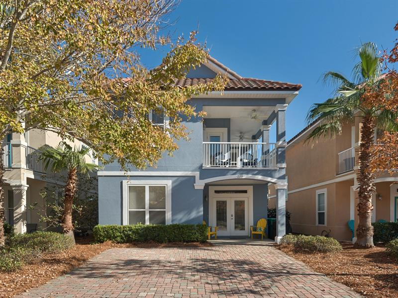 new-addition:-island-walk-destin-vacation-rental-home-in-villages-of-crystal-beach